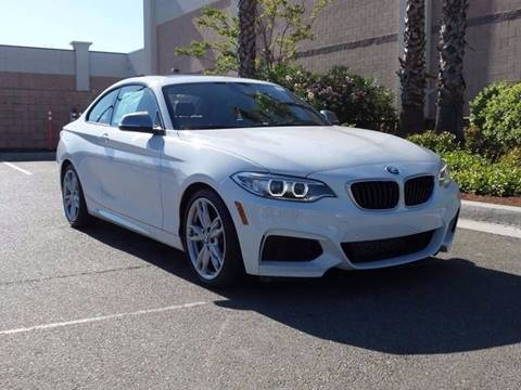 2014 BMW 2 Series for sale in Orange County, CA