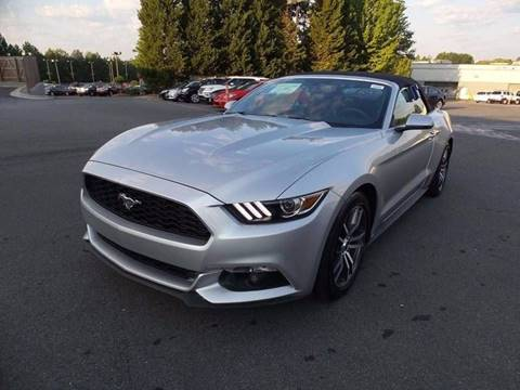 2017 Ford Mustang for sale in Phoenix, AZ
