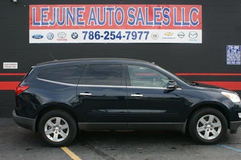 2011 Chevrolet Traverse for sale in Hialeah, FL