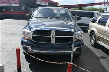 2006 Dodge Ram Pickup 1500 for sale in Hialeah, FL