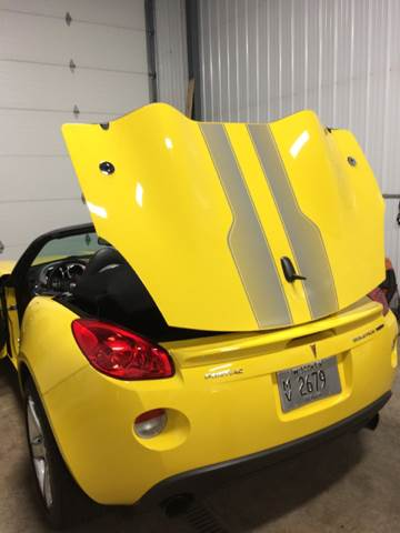 2008 Pontiac Solstice for sale at RABIDEAU'S AUTO MART in Green Bay WI