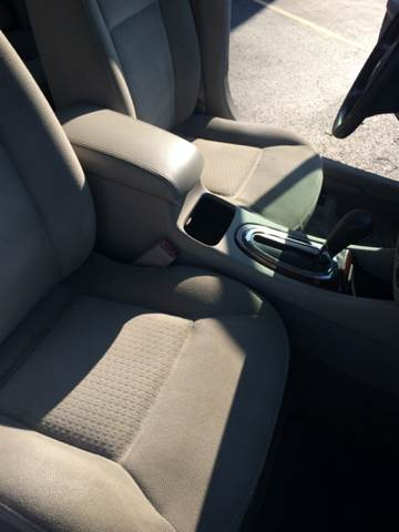 2007 Chevrolet Impala for sale at RABIDEAU'S AUTO MART in Green Bay WI