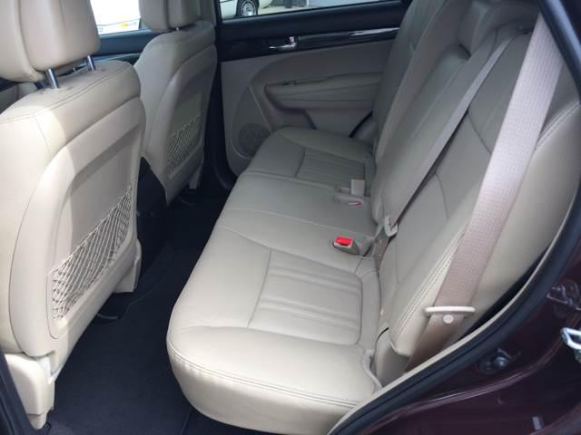 2013 Kia Sorento for sale at RABIDEAU'S AUTO MART in Green Bay WI