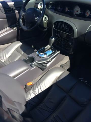 2001 Chrysler Prowler for sale at RABIDEAU'S AUTO MART in Green Bay WI