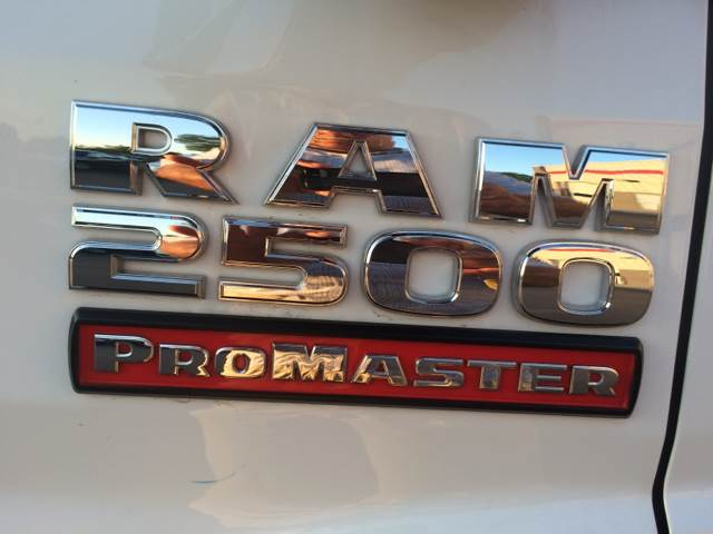 2017 RAM ProMaster Cargo for sale at RABIDEAU'S AUTO MART in Green Bay WI