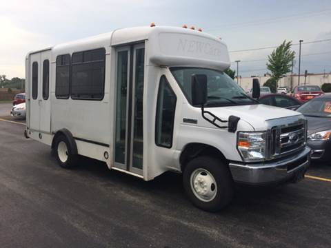 2008 Ford E-350 for sale at RABIDEAU'S AUTO MART in Green Bay WI