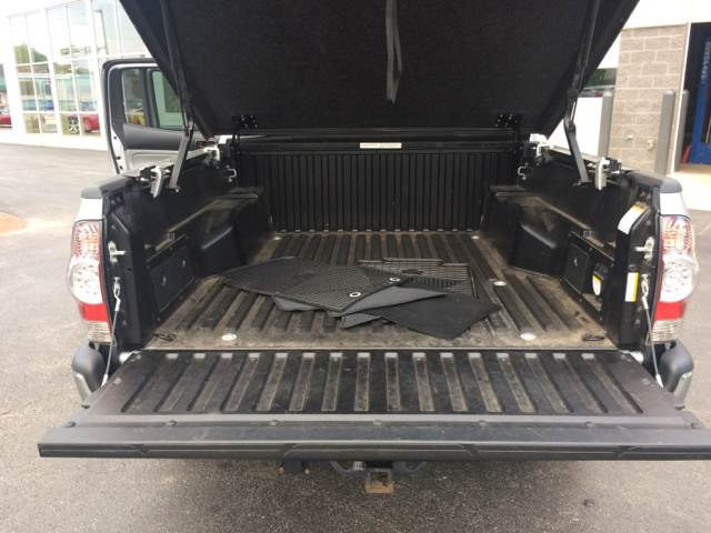 2015 Toyota Tacoma for sale at RABIDEAU'S AUTO MART in Green Bay WI