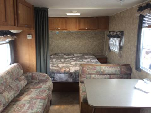 2005 Coachmen camper for sale at RABIDEAU'S AUTO MART in Green Bay WI