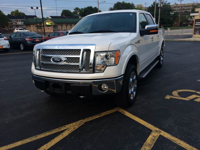 2010 Ford F-150 for sale at RABIDEAU'S AUTO MART in Green Bay WI