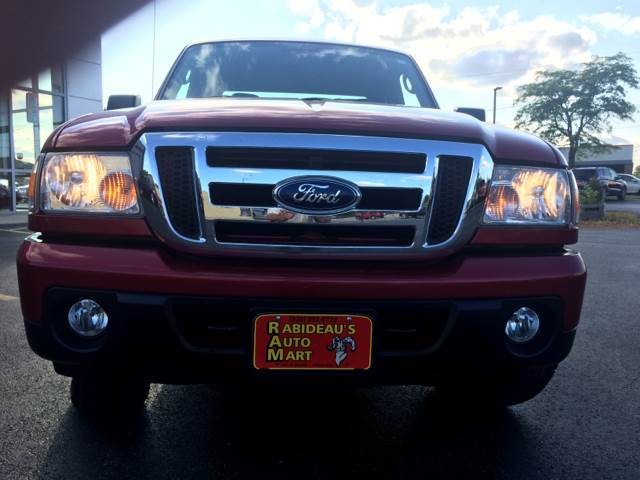 2008 Ford Ranger for sale at RABIDEAU'S AUTO MART in Green Bay WI