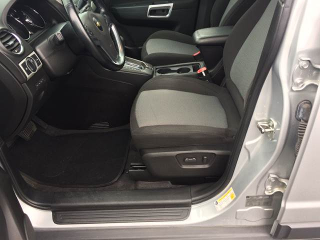 2012 Chevrolet Captiva Sport for sale at RABIDEAU'S AUTO MART in Green Bay WI