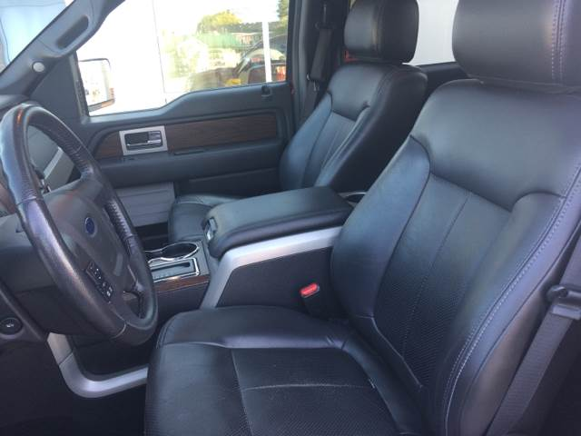 2013 Ford F-150 for sale at RABIDEAU'S AUTO MART in Green Bay WI