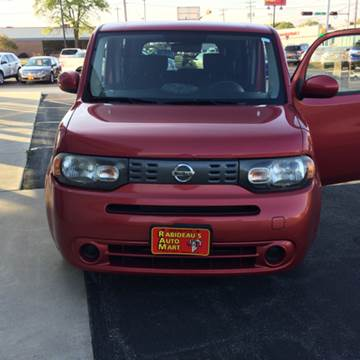 2009 Nissan cube for sale at RABIDEAU'S AUTO MART in Green Bay WI