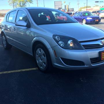 2008 Saturn Astra for sale at RABIDEAU'S AUTO MART in Green Bay WI