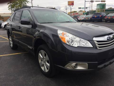 2012 Subaru Outback for sale at RABIDEAU'S AUTO MART in Green Bay WI