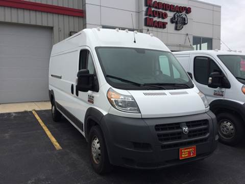 2017 RAM ProMaster Cargo for sale in Green Bay, WI