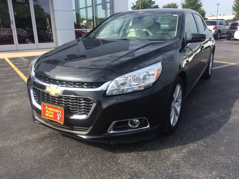 2014 Chevrolet Malibu For Sale At RABIDEAUu0027S AUTO MART In Green Bay WI