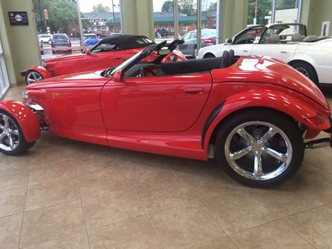 1999 Plymouth Prowler for sale in Green Bay, WI