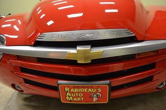 2004 Chevrolet SSR for sale at RABIDEAU'S AUTO MART in Green Bay WI