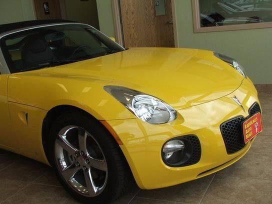 2007 Pontiac Solstice for sale at RABIDEAU'S AUTO MART in Green Bay WI