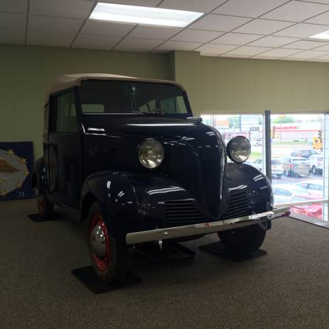 1941 Crosley Convertible for sale at RABIDEAU'S AUTO MART in Green Bay WI