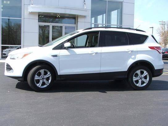 2013 Ford Escape for sale at RABIDEAU'S AUTO MART in Green Bay WI