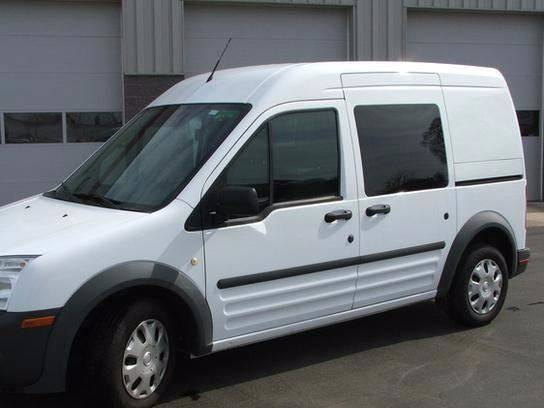 2012 Ford Transit Connect for sale at RABIDEAU'S AUTO MART in Green Bay WI