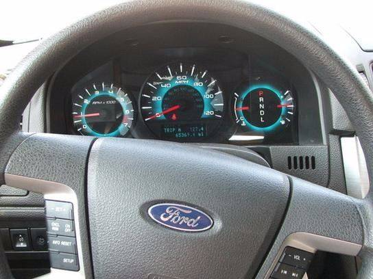 2012 Ford Fusion for sale at RABIDEAU'S AUTO MART in Green Bay WI