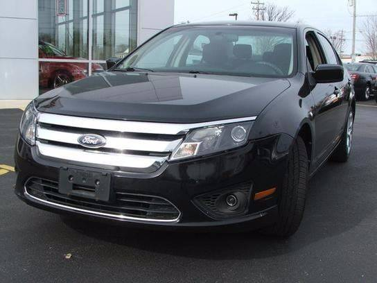 2011 Ford Fusion for sale at RABIDEAU'S AUTO MART in Green Bay WI