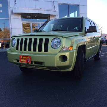 2010 Jeep Patriot for sale in Green Bay, WI