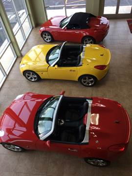 2007 Pontiac Solstice for sale in Green Bay, WI