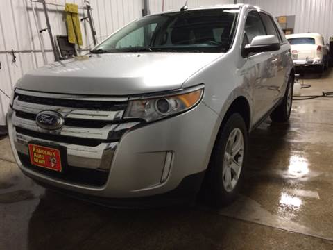 2013 Ford Edge for sale at RABIDEAU'S AUTO MART in Green Bay WI