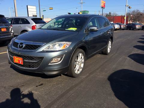 2012 Mazda CX-9 for sale at RABIDEAU'S AUTO MART in Green Bay WI