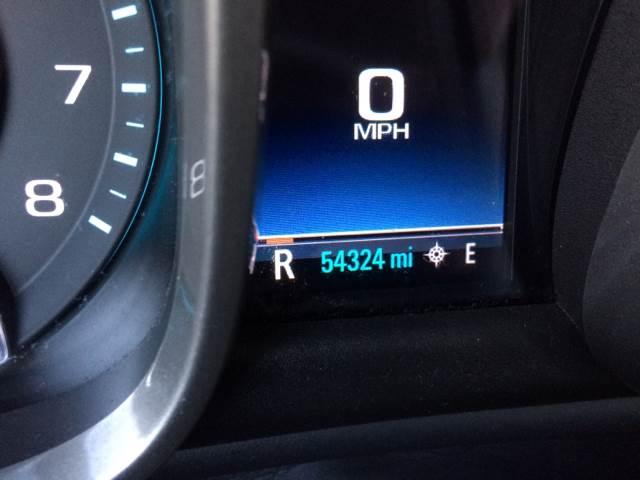 2013 Chevrolet Malibu for sale at RABIDEAU'S AUTO MART in Green Bay WI