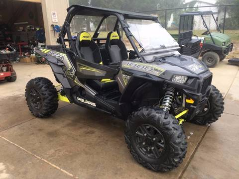 2016 Polaris RZR XP