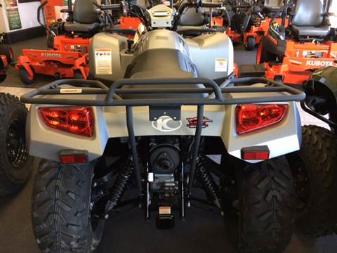 2017 Kymco MXU 450i