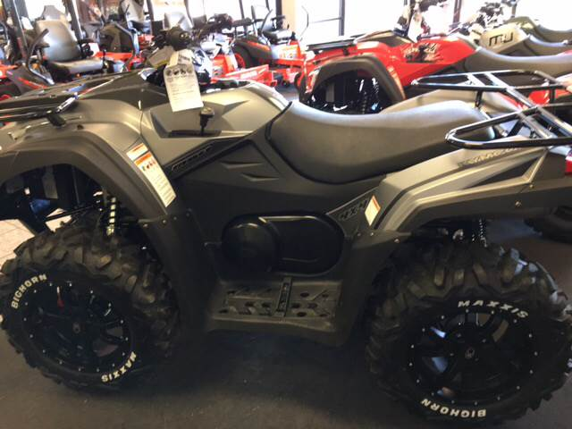 2017 Kymco MXU 700 EPS LIMITED EDT.  - Iron Station NC
