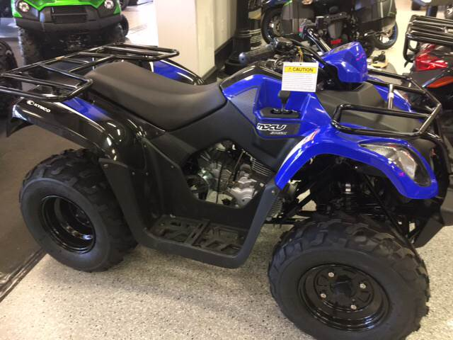 2017 Kymco MXU 150  ATV - Iron Station NC