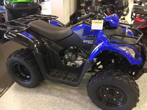 2017 Kymco MXU 150