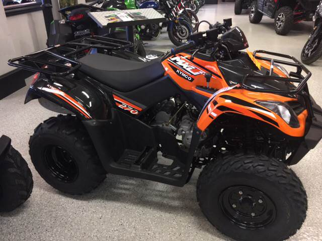 2017 Kymco MXU 270 ATV - Iron Station NC