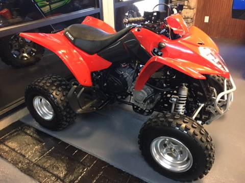 2015 Kymco MONGOOSE 300
