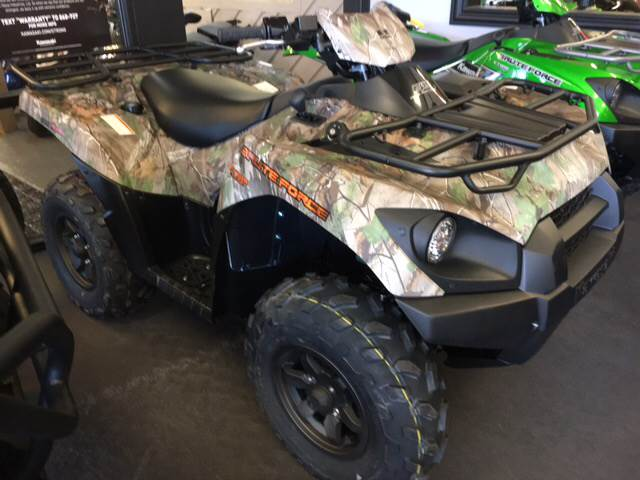 2017 Kawasaki BRUTE FORCE EPS CAMO - Iron Station NC
