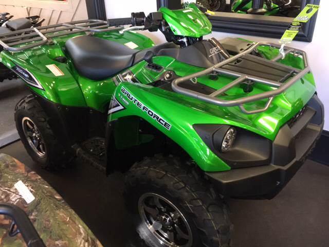 2016 Kawasaki BRUTE FORCE 750 EPS SPECIAL EDT. - Iron Station NC