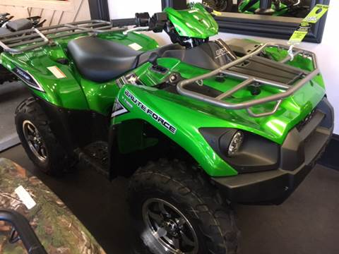 2016 Kawasaki BRUTE FORCE 750 EPS