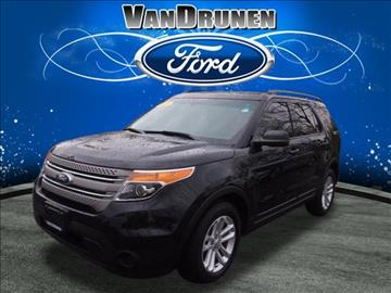 2015 Ford Explorer for sale in Homewood, IL