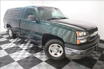 2003 Chevrolet Silverado 1500 for sale in Wooster, OH
