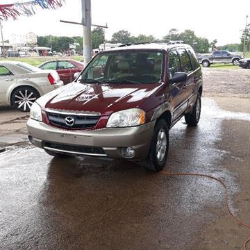 2004 Mazda Tribute for sale in Mineola, TX