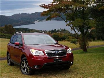 2014 Subaru Forester for sale at Rushmore Demo -test in Keystone SD