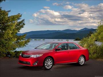 2009 Toyota Camry for sale at Rushmore Demo -test in Keystone SD