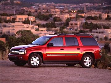 2004 Chevrolet TrailBlazer for sale at Crazy Horse Demo in Custer SD